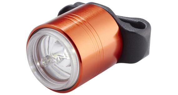 Lezyne Femto Drive Front - Luz a pilas dilanteras - naranja